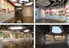 顺德地税文化建设展厅