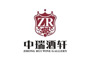 进口葡萄酒公司logo设计