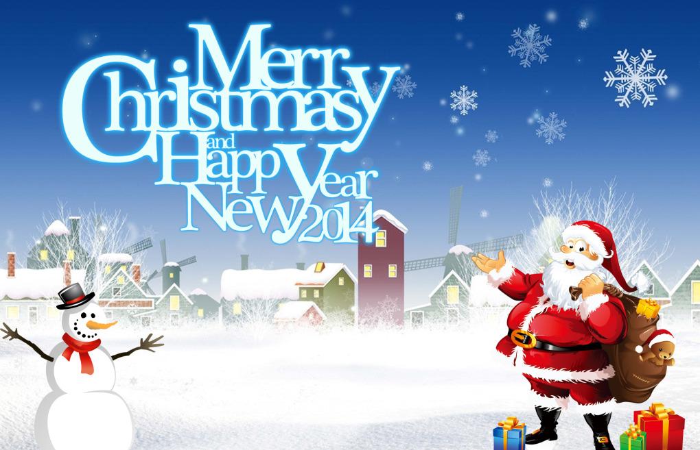 圣诞节祝福怎么写,创意圣诞节祝福语大全欣赏