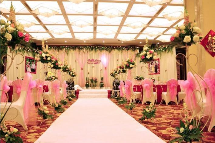 蓝色主题婚礼策划方法,婚礼主持人的台词怎么写