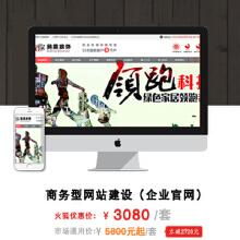 威客服务:[80487] 商务型网站建设(企业官网)