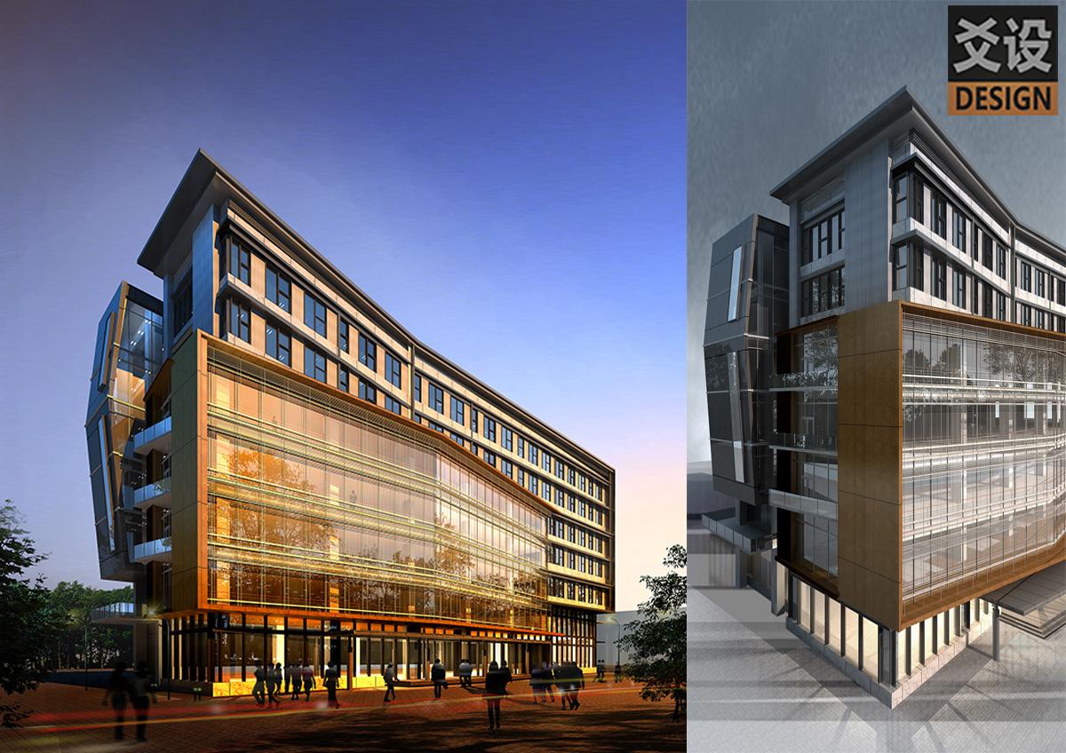 辦公樓設計