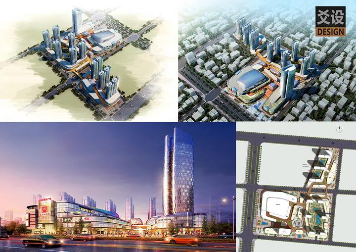 商業綜合體建筑規劃設計