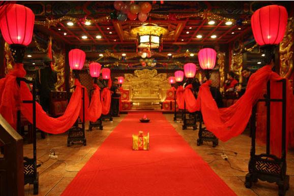 完整的中式婚礼流程,中式婚礼是怎么举行的
