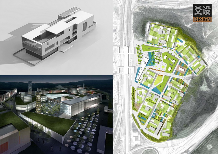 產業園建筑規劃設計