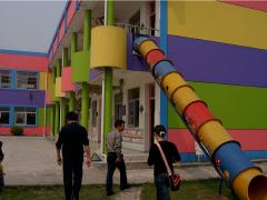 幼儿园室内设计色彩的选择