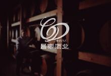 昌帝酒业logo设计