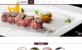 贵族食代临网CMS网站