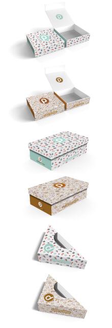 蛋糕盒包装