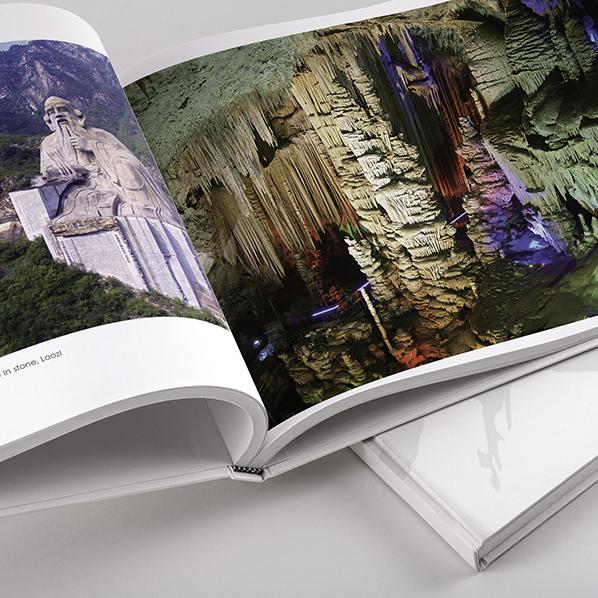 画册设计——房山区政府