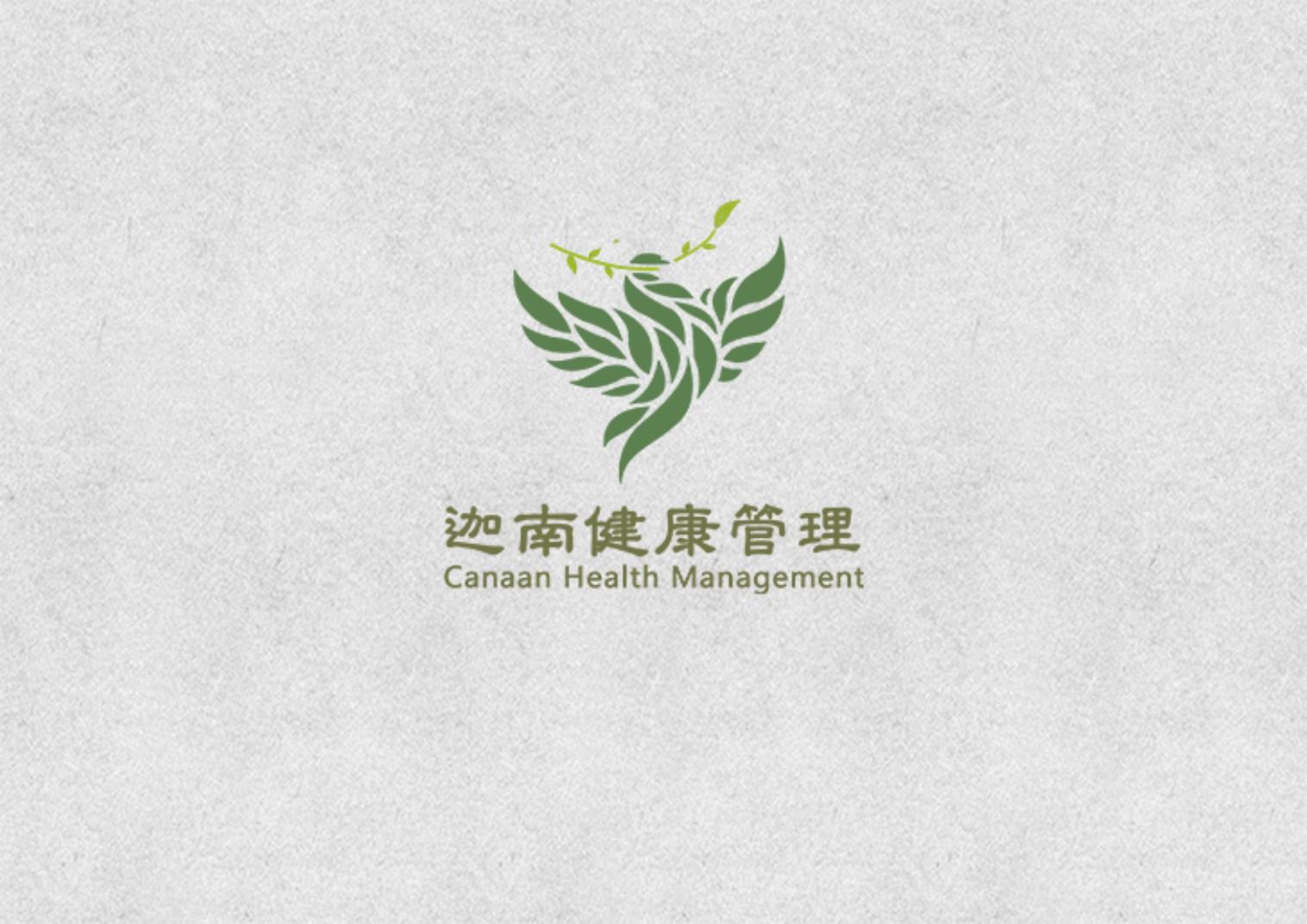 迦南健康管理有限公司LOGO设计