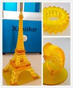 超高精度3D打印机亮相 由一品创客孵化企业精心打造