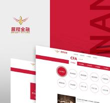 展程金融教育类网站