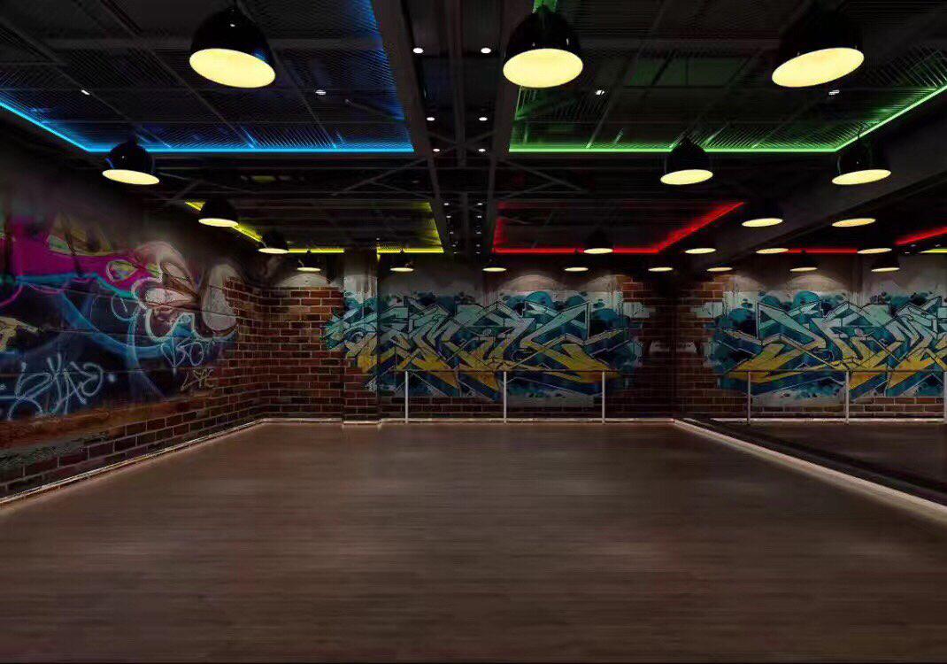 舞蹈室空間設計
