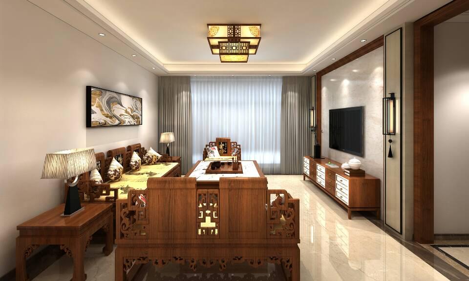 新中式家居设计
