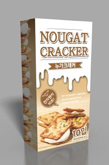 牛轧饼包装设计(国内版+国外版)
