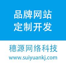 品牌网站定制开发