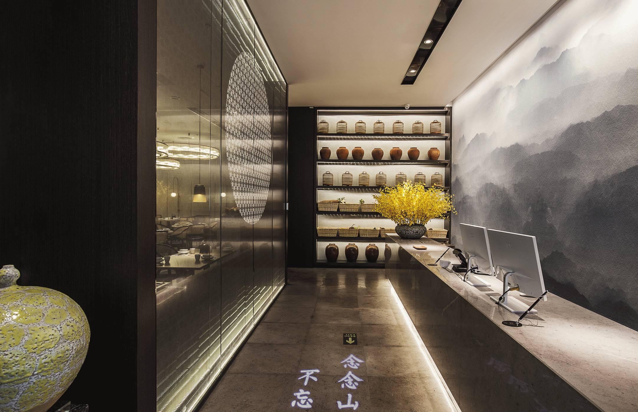 中國風主題餐廳設計
