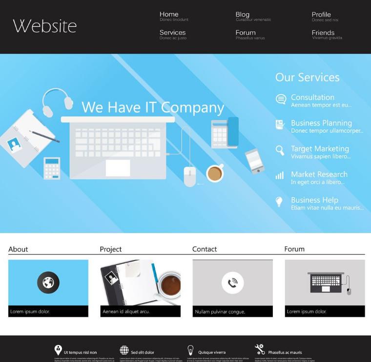 听说,网页设计这样子做才能让用户喜欢