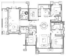 室内老房改造设计!空间规划!