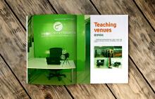 深之翼教育机构宣传册设计