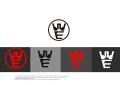 WE 主题战队名人馆T恤logo设计  版权所有翻版必究!