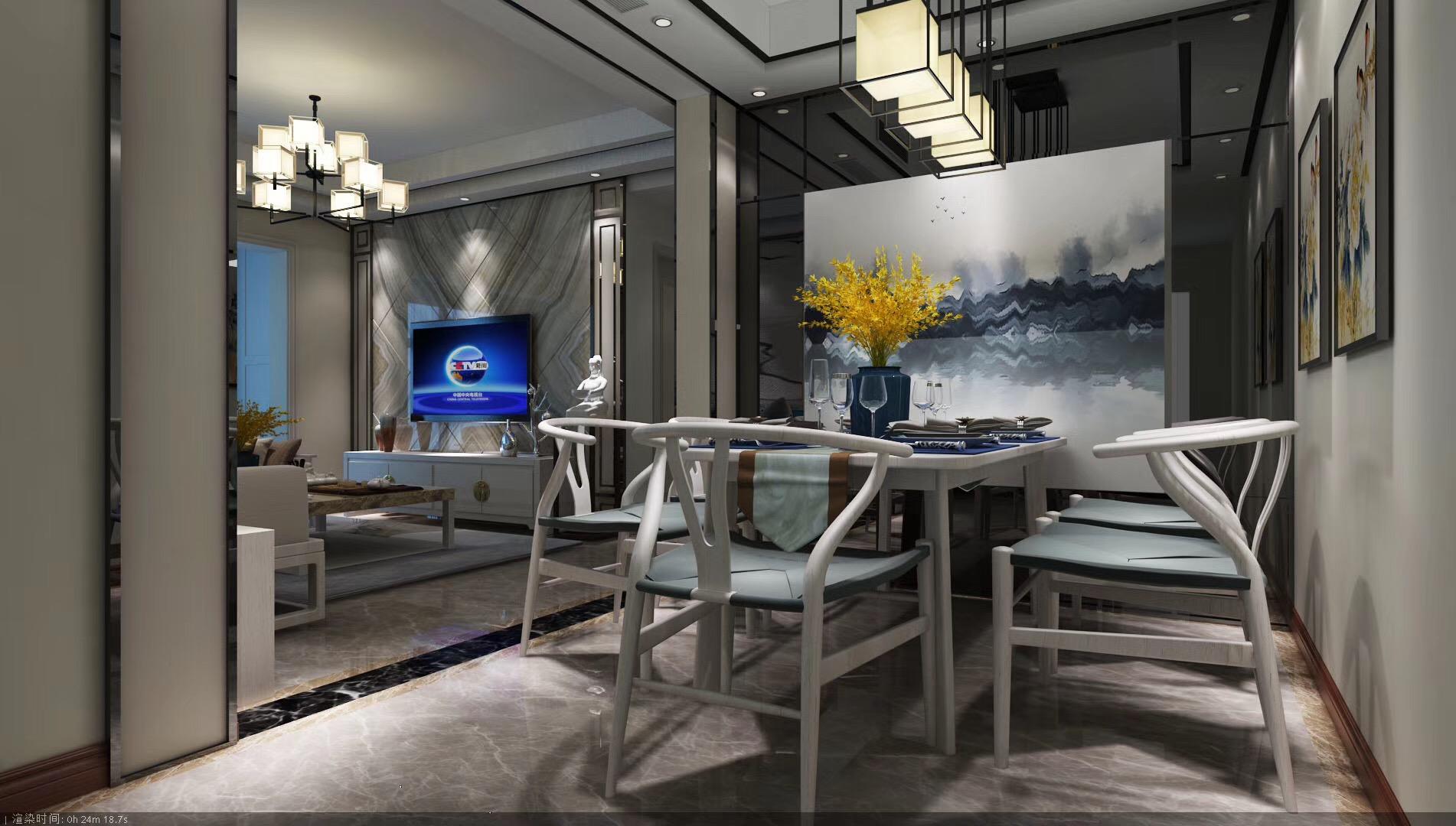 新中式风格家居设计