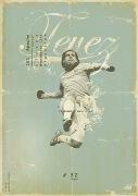 9张复古式运动员海报设计作品欣赏