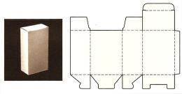 用纸盒结构按照形态和设计方法分享
