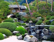 12张禅意十足的园林花镜景观设计欣赏
