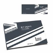 装饰工程企业投标书封面设计