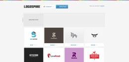 汇集海外logo设计的设计库网站