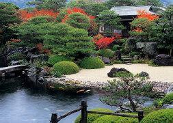 16张日式园林花镜景观设计欣赏