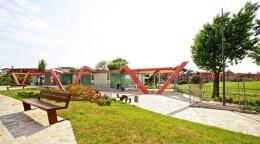 意大利Falcognana老年中心景观规划设计