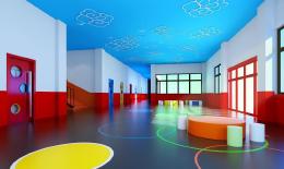 幼儿园室内设计欣赏