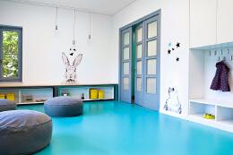 幼儿园创意室内设计方案