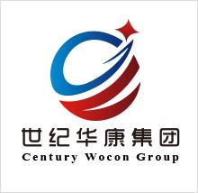 世纪华康logo