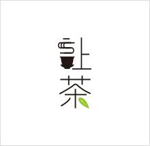 言上茶logo