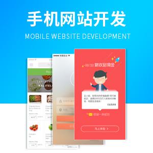 手机网站开发 手机网站定制