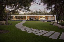 国外玻璃豪宅私人别墅设计