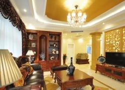 中式私人别墅设计