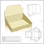 那些实用的包装纸盒设计纸样整理