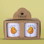 Tikistuí创意马克杯包装设计