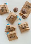 饼干包装信封设计