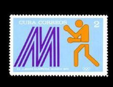 国外70-80年代的邮票设计欣赏