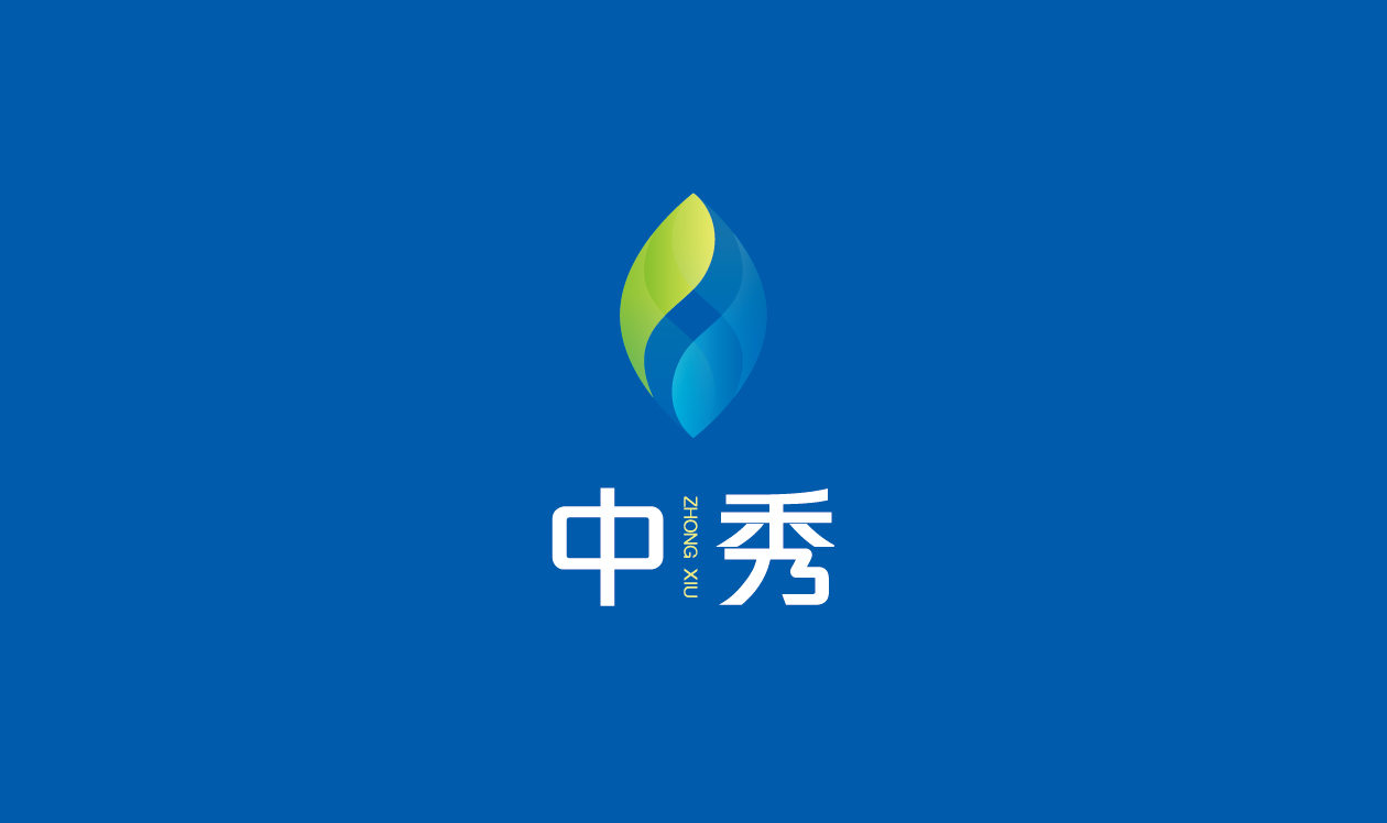 【中秀】 生物贸易公司logo设计vi设计品牌设计