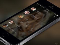 通讯录设计UI界面设计