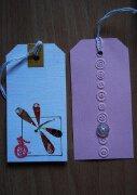 创意服装吊牌设计