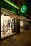 西班牙Cristina Tiemblo药店室内空间设计