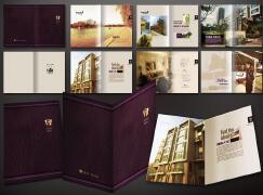 豪华楼书设计